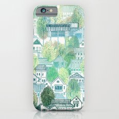 Cambodian Village iPhone 6 Slim Case