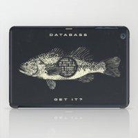 DATABASS iPad Case