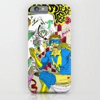 Alarme iPhone 6 Slim Case