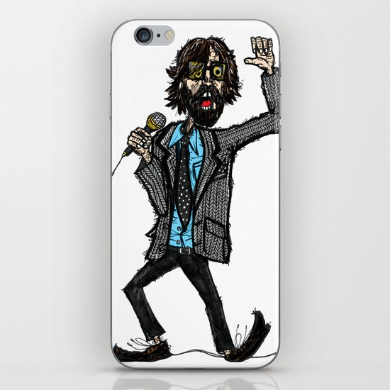 Jarvis Cocker Pulp iPhone & iPod Skin
