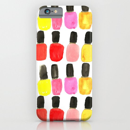 Nail Polish iPhone & iPod Case