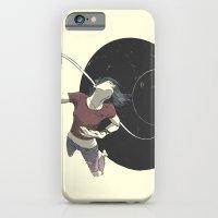 iPhone & iPod Case featuring Vortex by Señor Salme