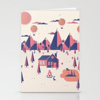 Retreat Stationery Cards
