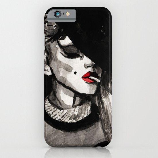 Government Hooker iPhone & iPod Case