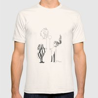 Besouro Suco Mens Fitted Tee Natural SMALL