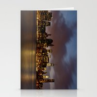 Downtown New York City Stationery Cards