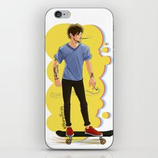 Rolling iPhone & iPod Skin