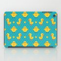 CHICKS AND DUCKLINGS iPad Case