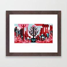 Altar Piece Framed Art Print