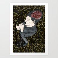 Disorder Art Print