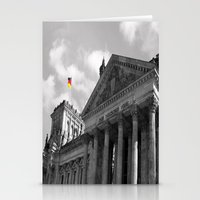 Reichstag Stationery Cards