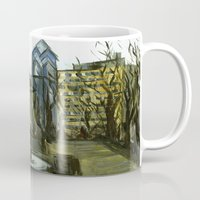 Rittenhouse Square In Th… Mug