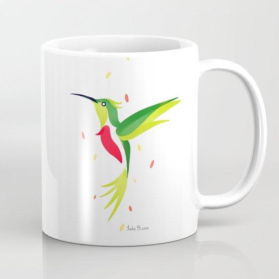 Hummingbird 2 Mug