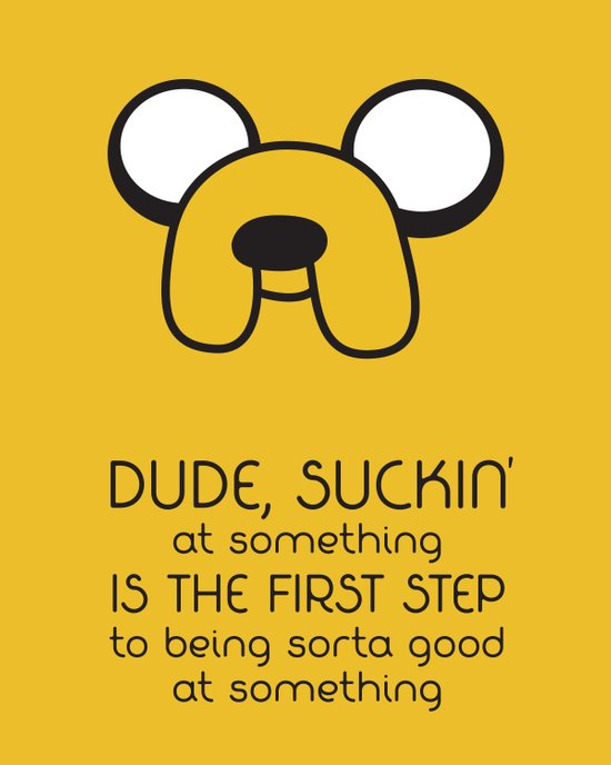 Wisdom From A Dog Art Print