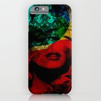 Marilyn Mix 2c iPhone 6 Slim Case