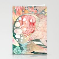 Kinoko Stationery Cards
