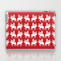 saddle horse   Laptop & iPad Skin