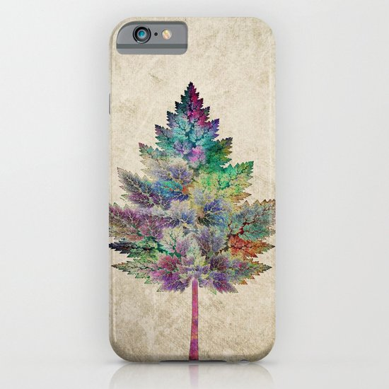 Like a Tree 2. version iPhone & iPod Case