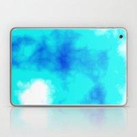 Turquoise Sky Laptop & iPad Skin