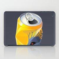 Victoria Crowned Pigeon iPad Case