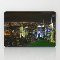 New York Skyline iPad Case