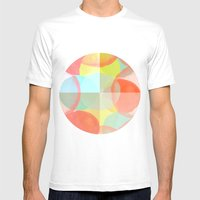 Marshmallows Mens Fitted Tee White SMALL