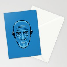 Mike from Breaking Bad Stationery Cards