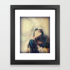 Spirit Bird Framed Art Print