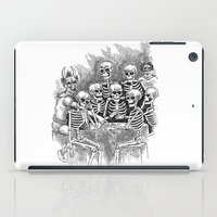 Gathered Remains iPad Case