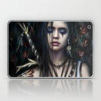 In the Rose Garden Laptop & iPad Skin