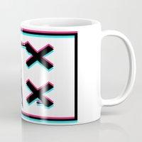 Dead Pixel CMK Mug