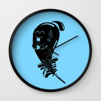 Fountain of wishes Wall Clock