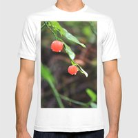Temptation Mens Fitted Tee White SMALL