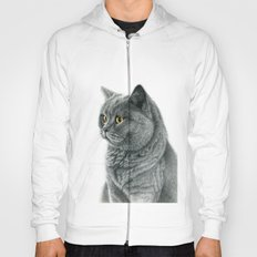 The Chartreux portrait G112 Hoody