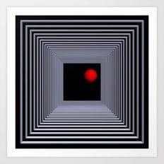 dimension -11- Art Print