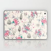 Deer Pattern Laptop & iPad Skin