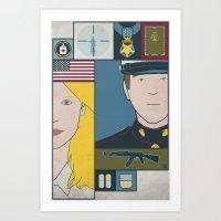 Homeland Art Print