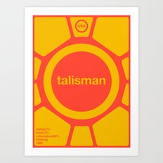 talisman single hop Art Print