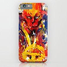Red T iPhone 6 Slim Case