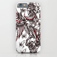 Butterfly's diet iPhone 6 Slim Case