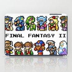 Final Fantasy II Characters iPad Case