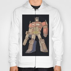Optimus Black Hoody