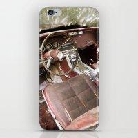 Thunderbird Interior iPhone & iPod Skin