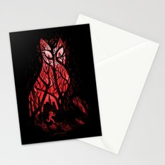Mister Poe's Guilt Trip Stationery Cards
