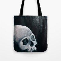 Bones XVI Tote Bag