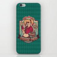 Harley's Puddin' Pops iPhone & iPod Skin