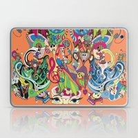 These Sounds Fall Into M… Laptop & iPad Skin