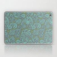 Festooned Feathered Frie… Laptop & iPad Skin