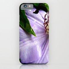 Raindrops on Roses iPhone 6 Slim Case