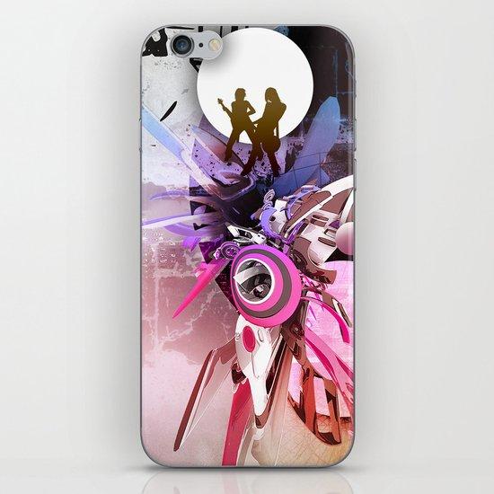 Rock City iPhone & iPod Skin